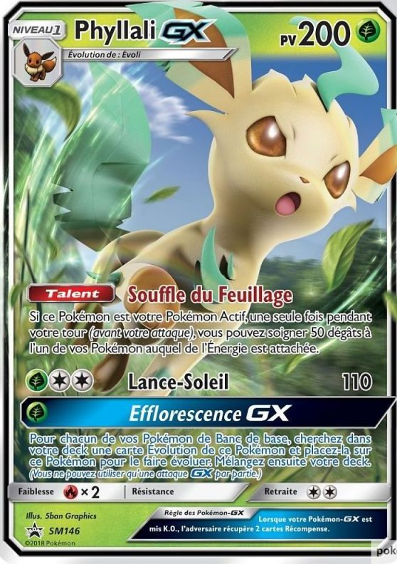 Phyllalie carte pokebox noel 2018 jeux toulon l'Ataniere