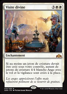 Visite divine - GRN - Magic - jeux - Toulon - L'Atanière
