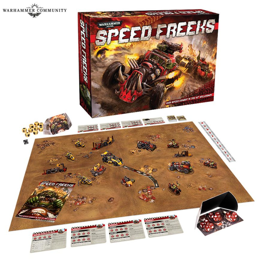 speed freeks jeux Toulon L'Ataniere
