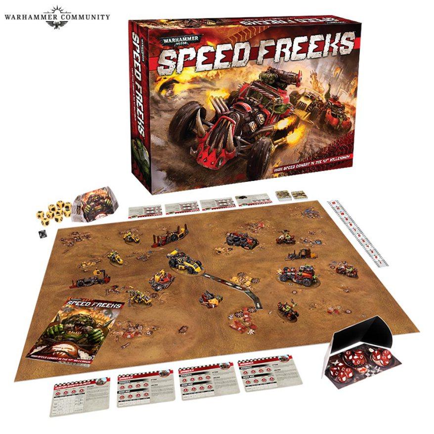 speed freeks jeux Toulon L'Ataniere