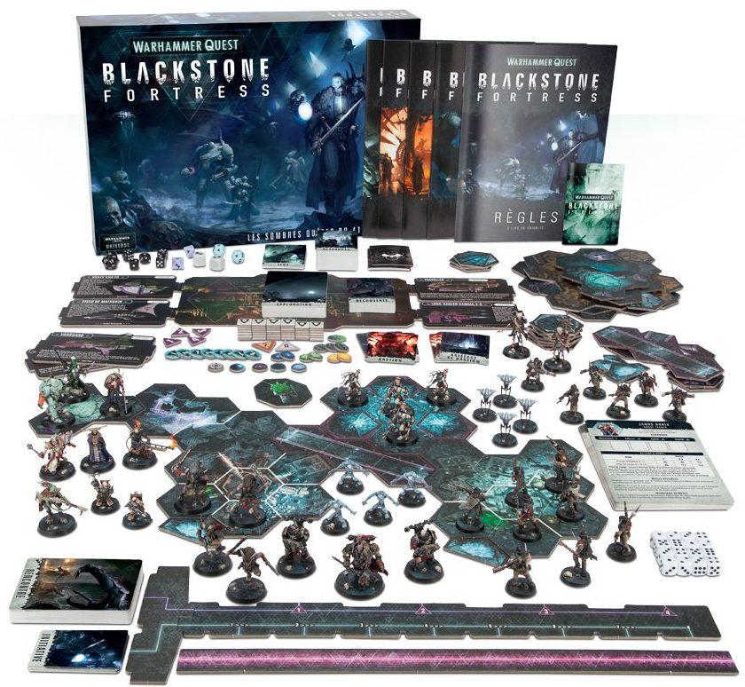 Blackstone Fortress jeux Toulon L'Atanière