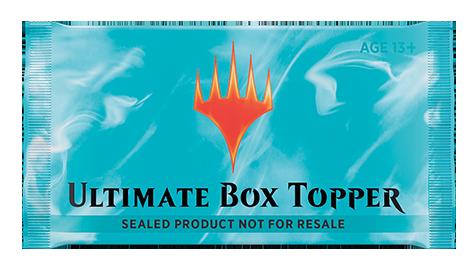 Box Topper Ultimate Masters - Magic - jeux - Toulon - L'Atanière