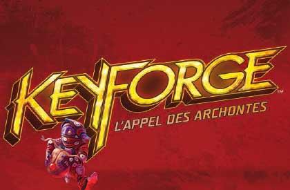 KeyForge, l'Appel des Archontes - jeux - Toulon - L'Atanière