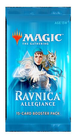 Ravnica Allegiance - Azorius booster - Magic - jeux - Toulon - L'Atanière