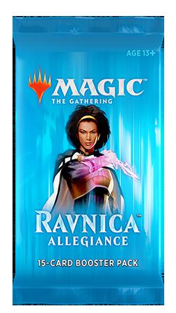 Ravnica Allegiance - Orzhov booster - Magic - jeux - Toulon - L'Atanière