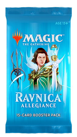 Ravnica Allegiance - Simic booster - Magic - jeux - Toulon - L'Atanière