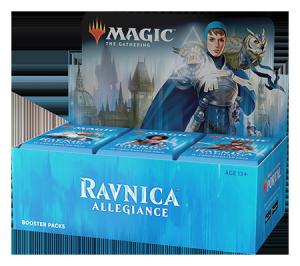Ravnica Allegiance - 36 boosters box - Magic - jeux - Toulon - L'Atanière