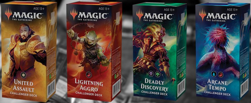 Challenger Decks 2019 - Magic - Wizards of the Coast - jeux - Toulon - L'Atanière