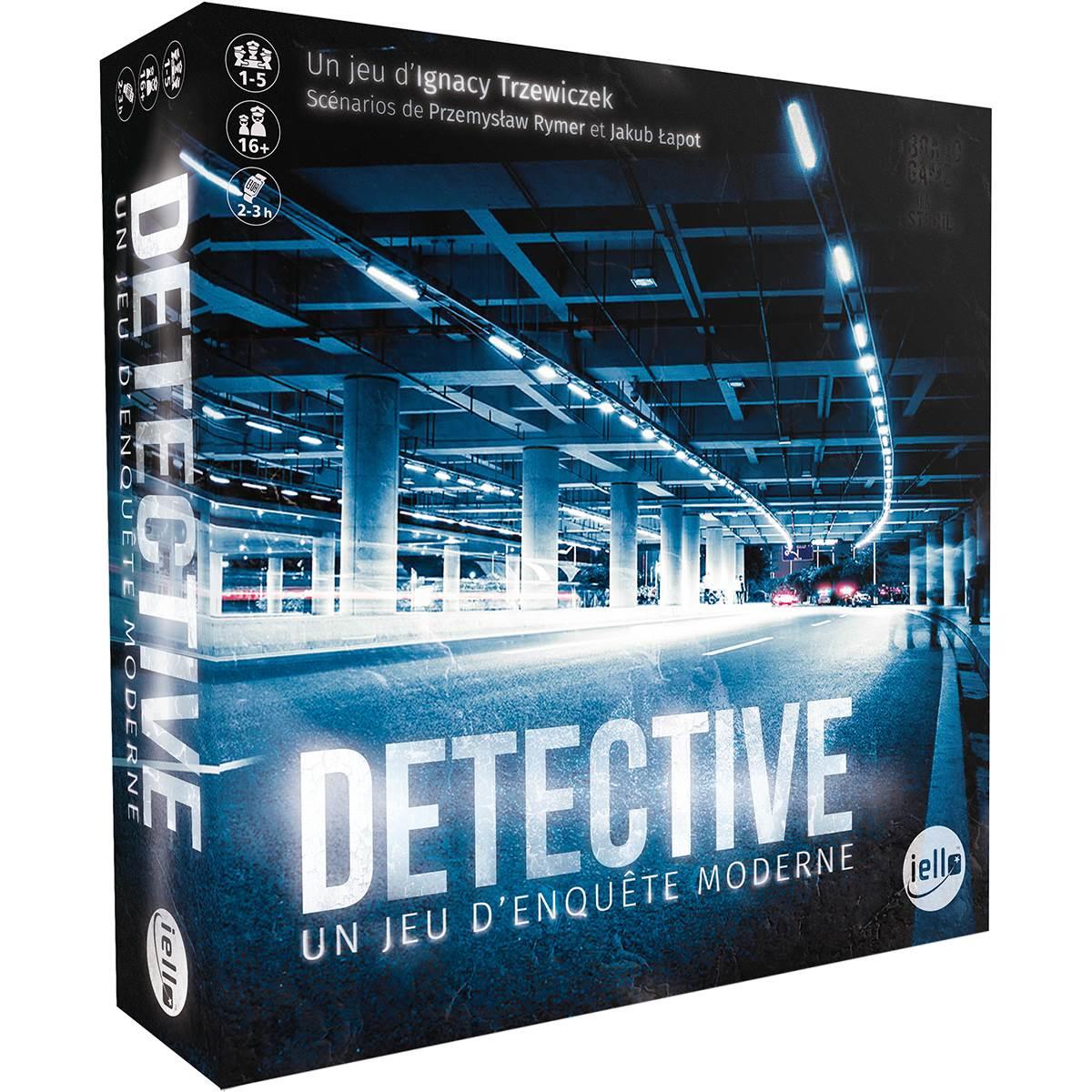 Detective jeux Toulon L Ataniere