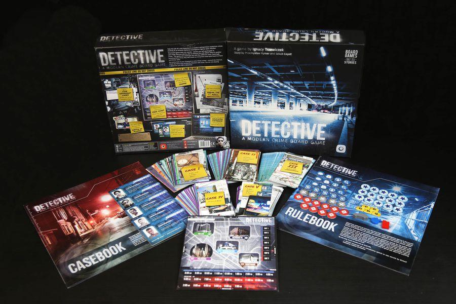 detective Materiel