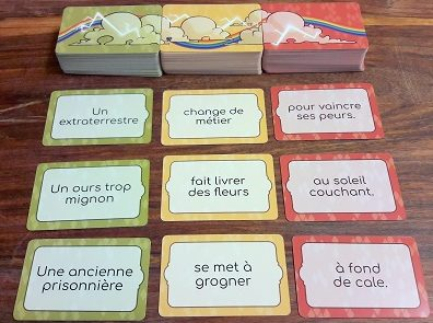 affinity cartes exemple