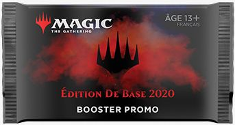 booster promo M20 Magic 2020