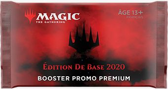 booster promo premium M20 Magic 2020