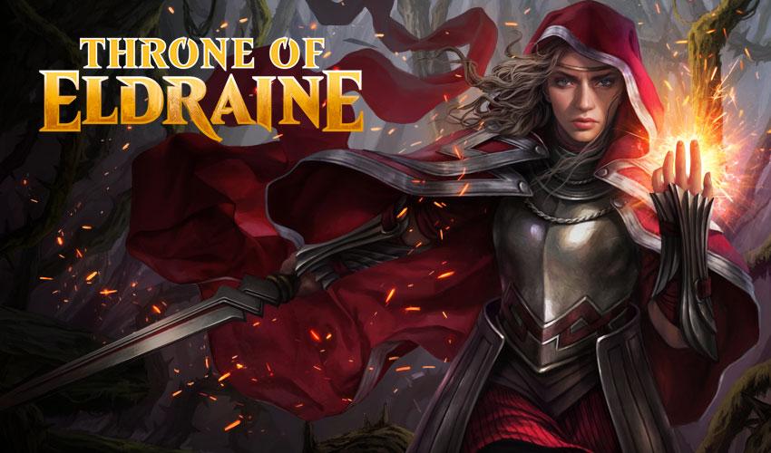 Throne of Eldraine Magic banner