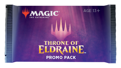 Throne of Eldraine promo booster Magic