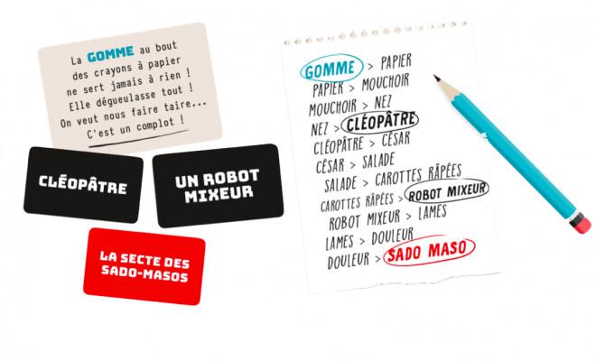 Crazy Theory - exemple - Le Droit de Perdre - jeux -Toulon -L'Atanière