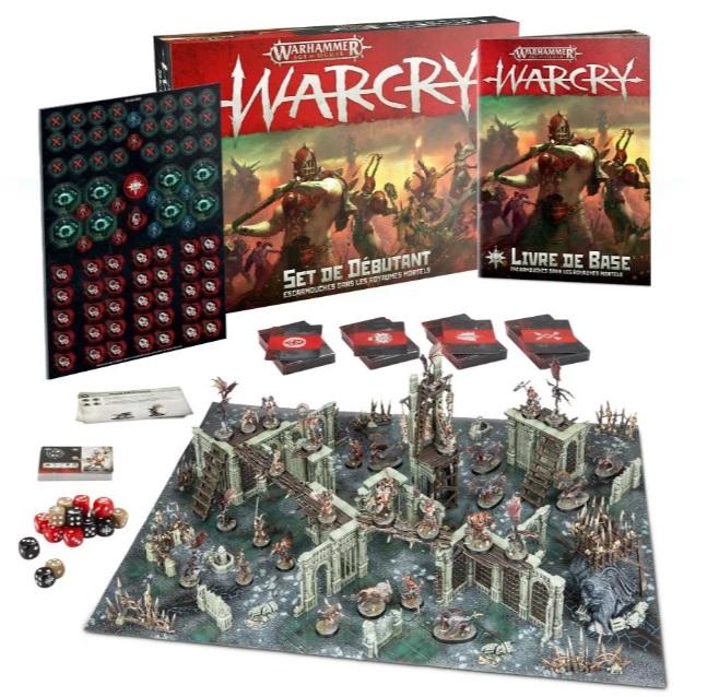 warcry boite de base