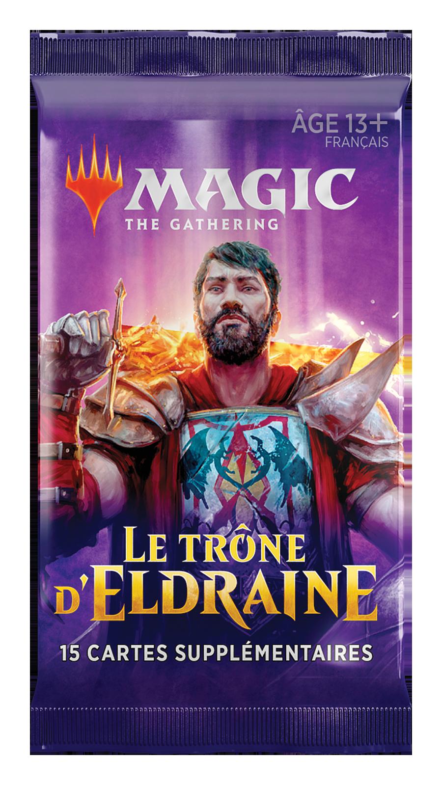 Booster BraiseReth Paladin center Eldraine ELD Magic | Jeux Toulon L'Atanière