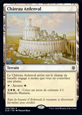 Chateau Ardenval Eldraine ELD Magic | Jeux Toulon L'Atanière