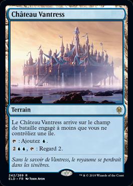 Chateau Vantress Eldraine ELD Magic | Jeux Toulon L'Atanière