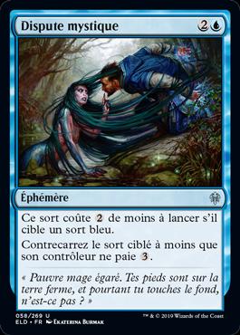 Dispute mystique Eldraine ELD Magic | Jeux Toulon L'Atanière