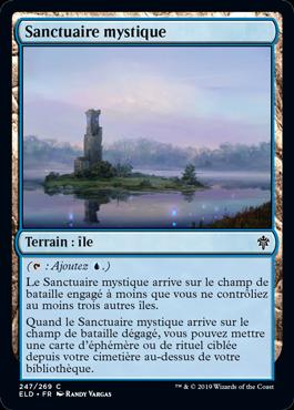 Sanctuaire mystique Eldraine ELD Magic | Jeux Toulon L'Atanière