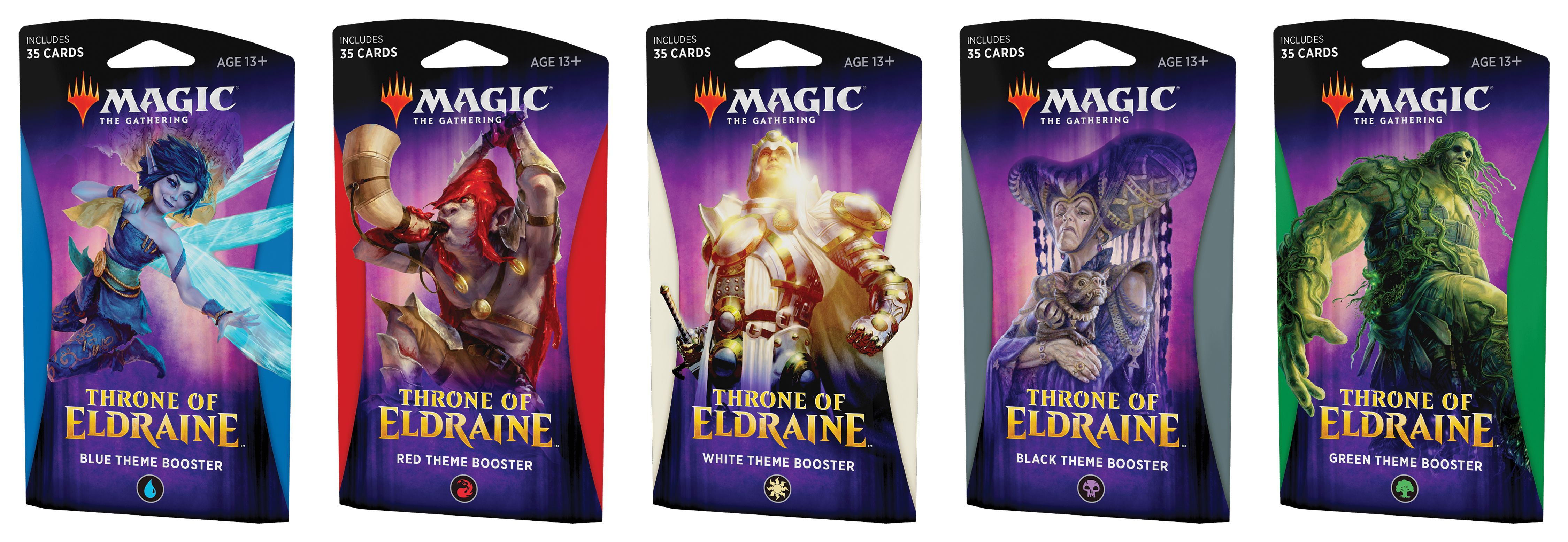 Theme Boosters Eldraine ELD Magic the Gathering Wizards of the Coast | Jeux Toulon L'Atanière