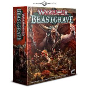 beastgrave warhammer underworld games workshop | Jeux Toulon L'Atanière