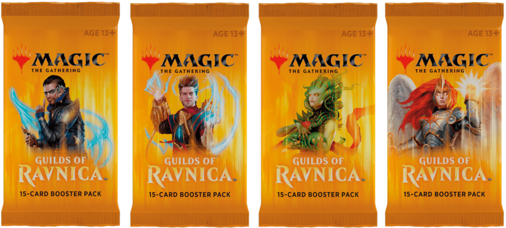Les Guildes de Ravnica boosters GRN Magic Wizards of the Coast | Jeux Toulon L'Atanière