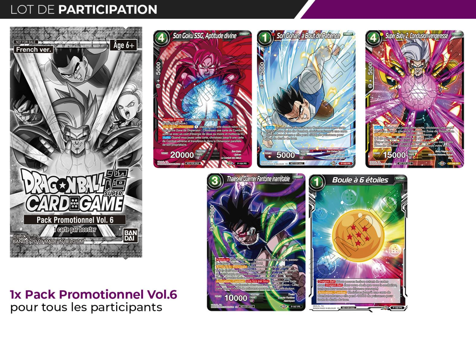 DBS malicious machinations promo participation | Jeux Toulon L'Atanière