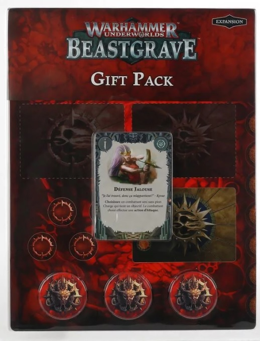 gift pack 2019 beastgrave warhammer underworlds | Jeux Toulon L'Atanière