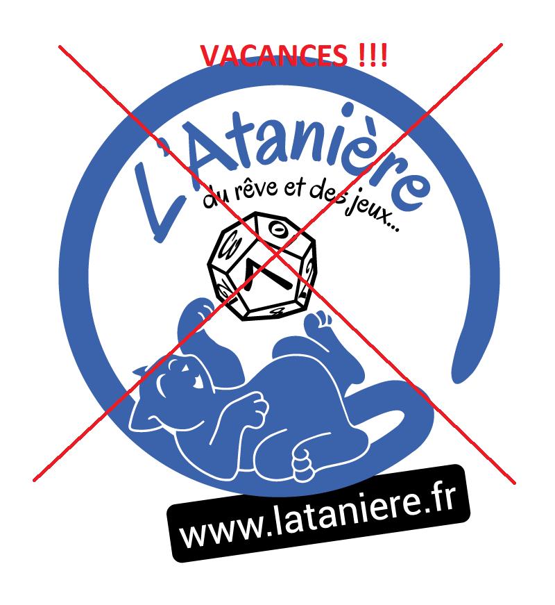 Logo barre vacances | Jeux Toulon L'Atanière