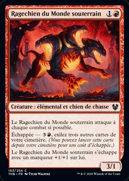 Ragechien du Monde souterrain THB Magic | Jeux Toulon L'Atanière