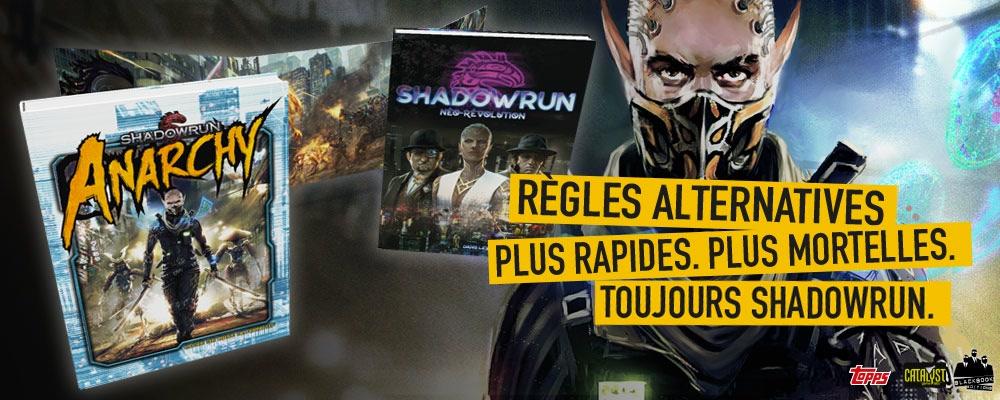 Shadowrun Anarchy banniere pub   Jeux Toulon L'Atanière