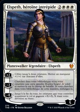 Elspeth,héroine intrépide | Jeux Toulon L'Atanière