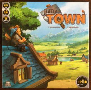 little town boite   Jeux Toulon L'Atanière