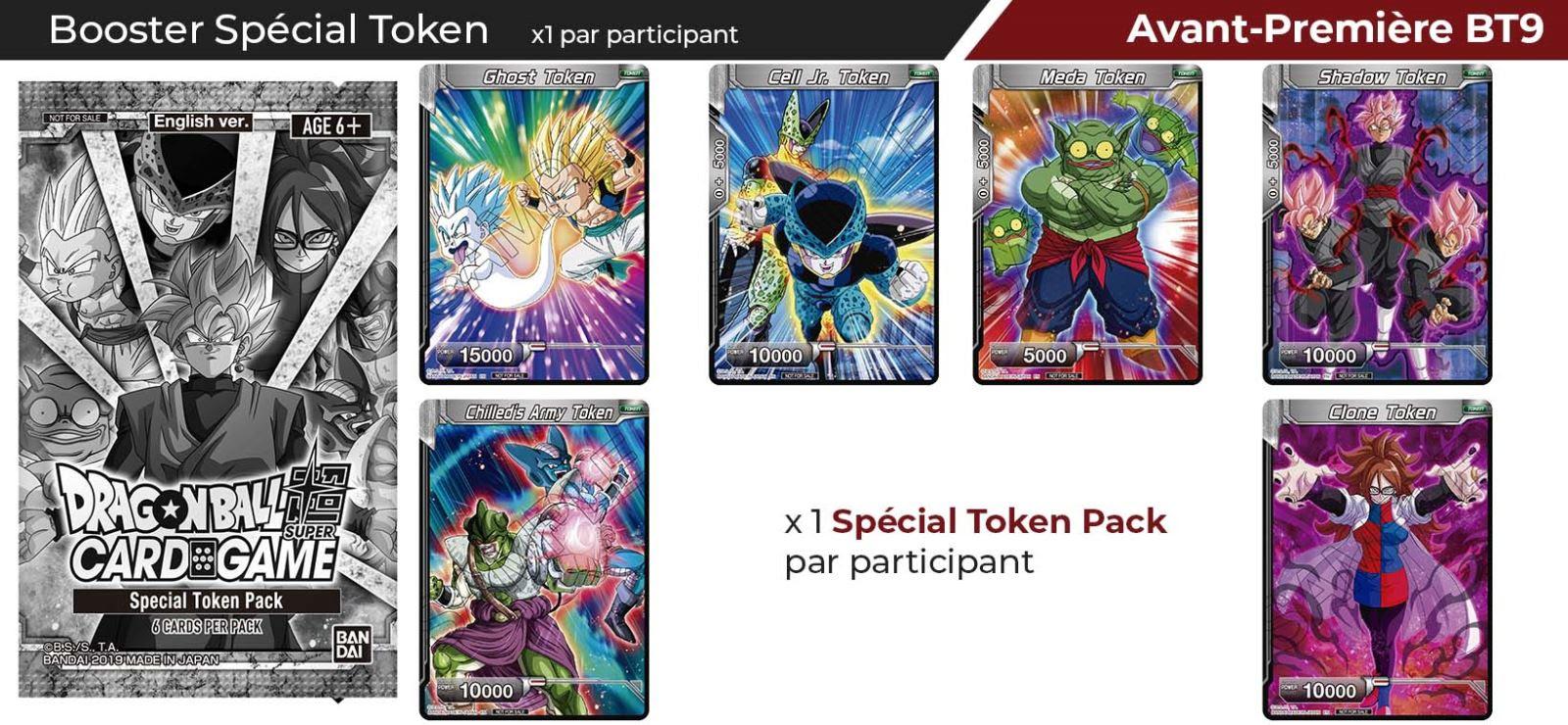 universal onlaught bt09 token   Jeux Toulon L'Atanière