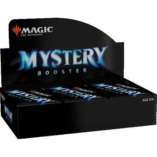 mystery boosters display | Jeux Toulon L'Atanière