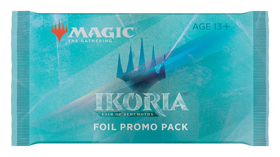 Ikoria foil promo pack Magic the Gathering IKO MTG Wizards of the Coast | Jeux Toulon L'Atanière