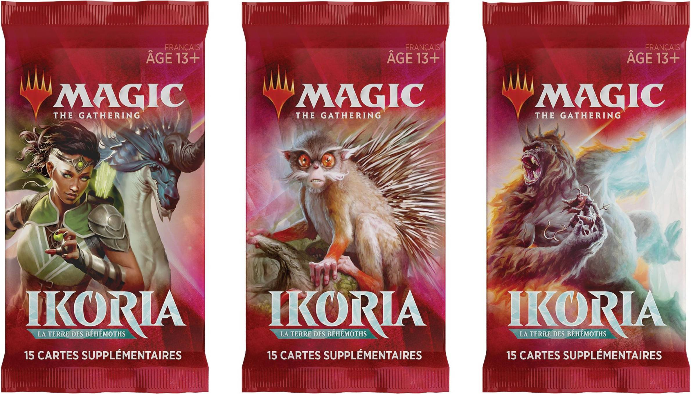 boosters Ikoria Magic the Gathering IKO MTG Wizards of the Coast | Jeux Toulon L'Atanière