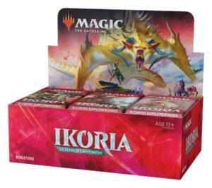 Boite de boosters Ikoria IKO MTG Magic the Gathering Wizards of the Coast | Jeux Toulon L'Atanière