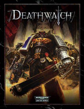 Deathwatch jdr livre de base | Jeux Toulon L'Atanière