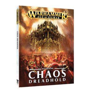 AOS : Battletome Chaos Dreadhold Fr