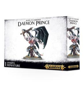 Slaves to Darkness : Daemon Prince