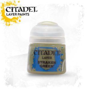 Citadel Layer : Straken Green