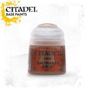 Citadel Base : Balthasar Gold