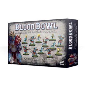 Blood Bowl : Gwaka'Moli Crater Gators