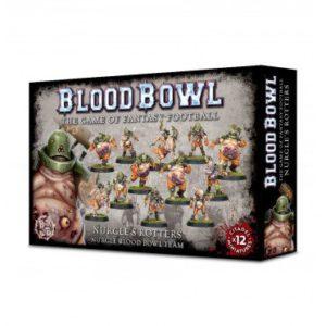 Blood Bowl : Nurgle's Rotters (Team)