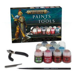AOS : Paints + Tools (Débutant)