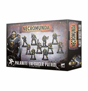 Necromunda : Palanite Enforcer Patrol